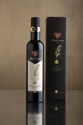 "EVOO ""Messer Francesco 1640""  1 x 0,5L Deluxe Packaging"