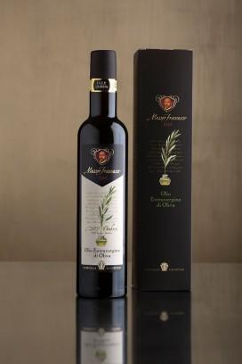 Olio Extravergine di Oliva Messer Francesco 1640 0,5L Confezione Deluxe