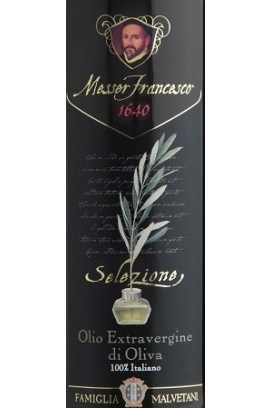6 x Olio EVO Messer Francesco 1640 - Selezione 0,5L
