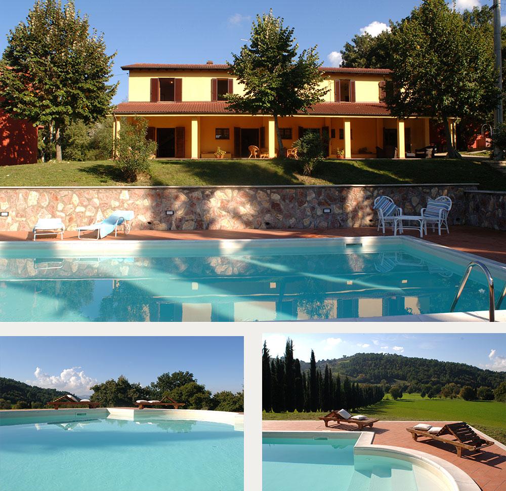 struttura ricettiva di alto livello Villa Umbria Azienda Agraria Malvetani