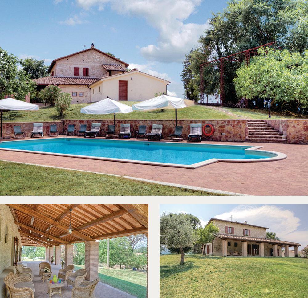 Villa Ginestra Agriturismo Stroncone Umbria